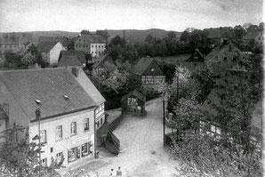 Bild: Spritzenhaus Wünschendorf Erzgebirge