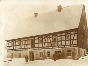 Bild: Fachwerkhaus Böhm Wünschendorf