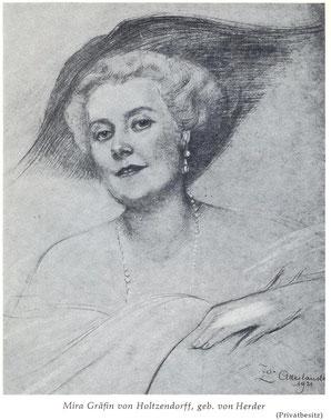 Bild: Wünschendorf Rittergut Mira von Holtzendorr