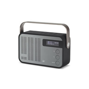 KitSound Classic DAB+ portable Radio with Bluetooth