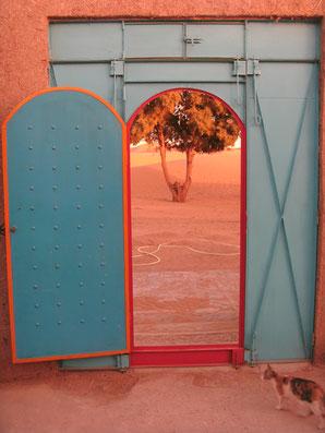 Dank den erworbenen Erkenntnissen öffnen sich neue Türen für dein Leben