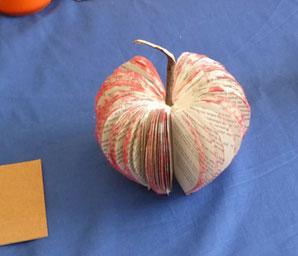 les pommes de l'atelier BricolArt