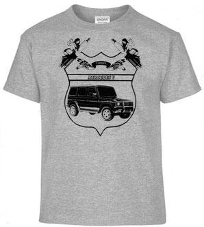 Mercedes Benz G-Klasse T-Shirt