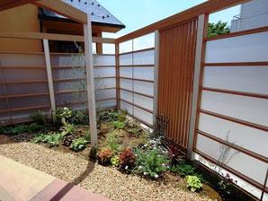 +G植栽スペース