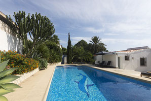 Casa Nero holiday home Javea