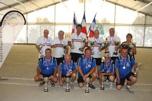 Champions de France Vétérans