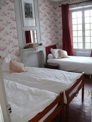 chambre des enfants (3 lits)