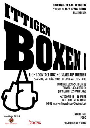 ITTIGEN BOXEN I SA 28.03.2015