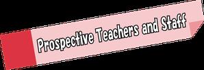 prospective teachers