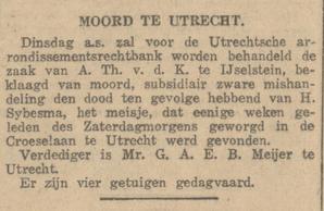 De Maasbode 24-06-1922