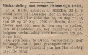 Dagblad van Noord-Brabant 08-01-1921