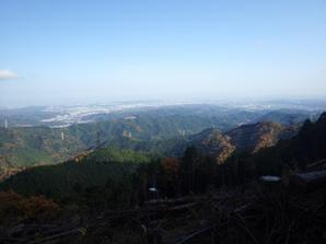 南東の眺望