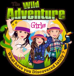 The Wild Adventure Girls logo