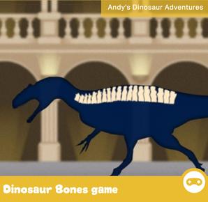 Dinosaur Bones game