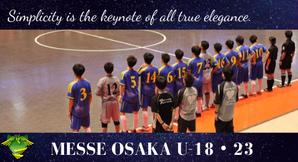 MESSE天下茶屋 U-18