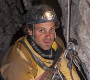 Thomas Braccini Envergure speleo canyon