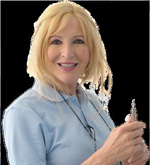 Dr. Dr. Verena Bugger, Zahnärztin in Völklingen (© Oliver Misof -Fotodesign Misof)