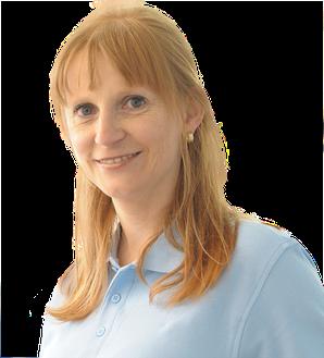 Sandra Bugger, Fachzahnärztin für Oralchirurgie in Völklingen (© Oliver Misof -Fotodesign Misof)