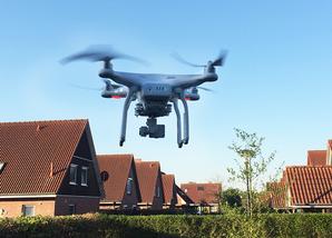 W+S Hausverwaltung Nord - Quadrocopter