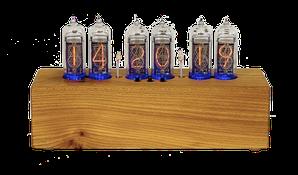 Ash Wood Nixie Clock
