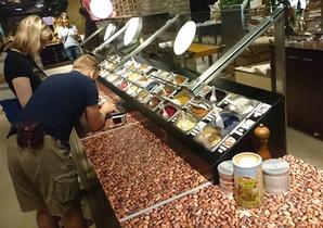 海外で販売されているチョコ