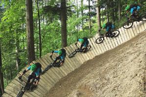 Bike Fahrtechnik Training, Coaching, Freeride, Downhill Uri