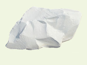 Zeolithbrocken