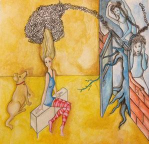 ARTISTA: VERONICA D'ONOFRIO  (fonte: illustratorscontest.tapirulan.it)