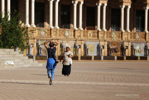 Zigeuner Sevilla | die Schnappschützen