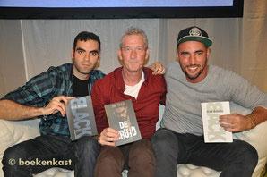 Adil El Arbi, Dirk Bracke en Bilall Fallah