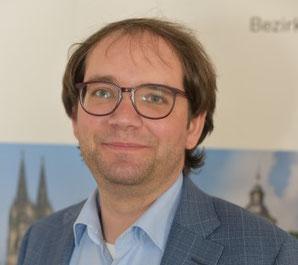 Stefan Westerschulze, Geschäftsführer der Regionalratsfraktion