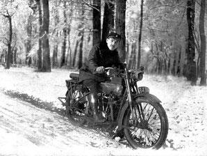 moto Harley Davidson de 1923