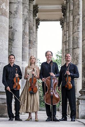 Haydn Quartett (c) Lennard Lindner