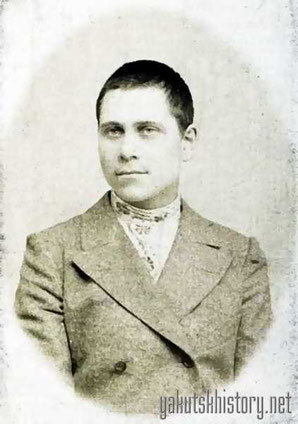 Горовацкий Н. С., рабочий затона в Киренске. 10 апреля 1901 г