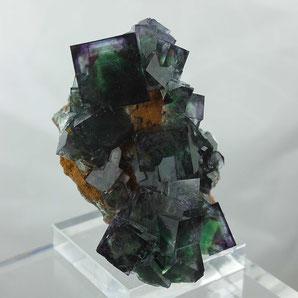 Fluorite Okorusu Namibia Africa
