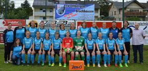 Unsere Damenmannschaft - SV Ottbergen-Bruchhausen
