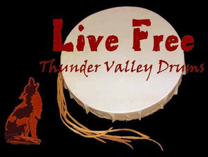 Another older graphic from Thunder Valley Drums.