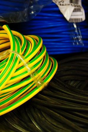 Impianti elettrici, cavi elettrici, classi CEI, impianti cagliari, impianti dolianova, impianti sardegna