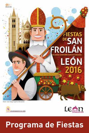 Fiestas en León Fiestas de San Froilán
