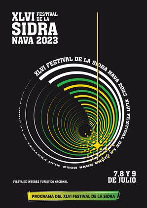 Fiestas en Nava Festival de la Sidra