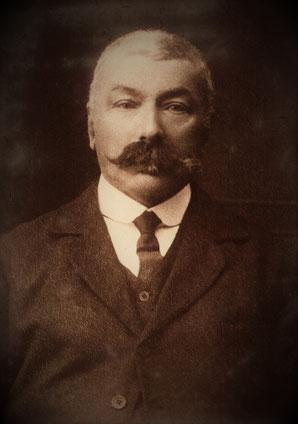 Portrait de Jules César Crisinel