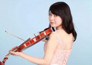清水綾(ヴァイオリン)