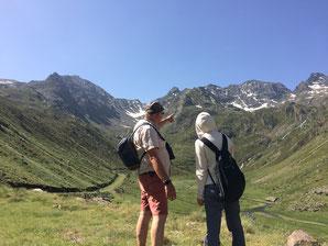 フランス ピレネー山脈 ホームステイ