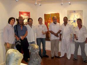Artistas de LA COLECTIVA  2008, Cartagena