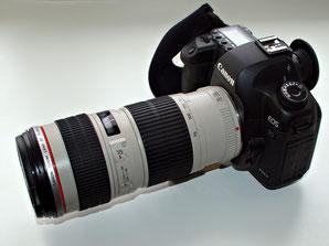 Canon EF 70-200/4L USM