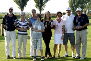 Golf in Wall Clubmeister 2011