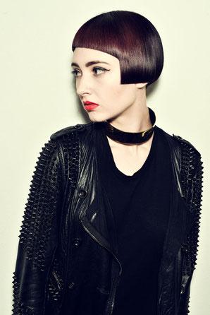 Hair: Lepschi&Lepschi Artdirector Alexander Lepschi, Foto: Stefan Dokoupil, Make up: Aline Egg