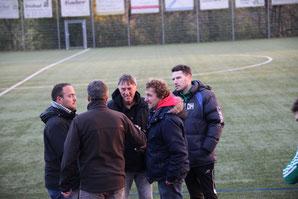 +++ Pflegt auch zu den Verantwortlichen bei den Aktiven gute Beziehungen: TSV-Jugendleiter Rocco D'Onofrio +++