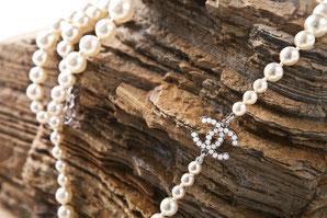 Halskette zur Hochzeit