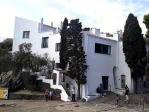 Экскурсия в дом Дали в Порт-Льигат